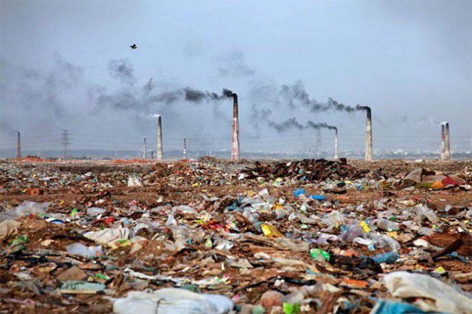 16 Imágenes que reflejan las consecuencias de lo que se le está haciendo al planeta