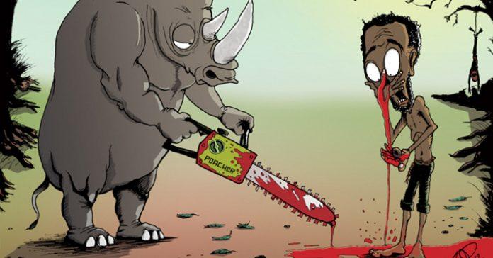 20 impactantes ilustraciones sienten los animales banner