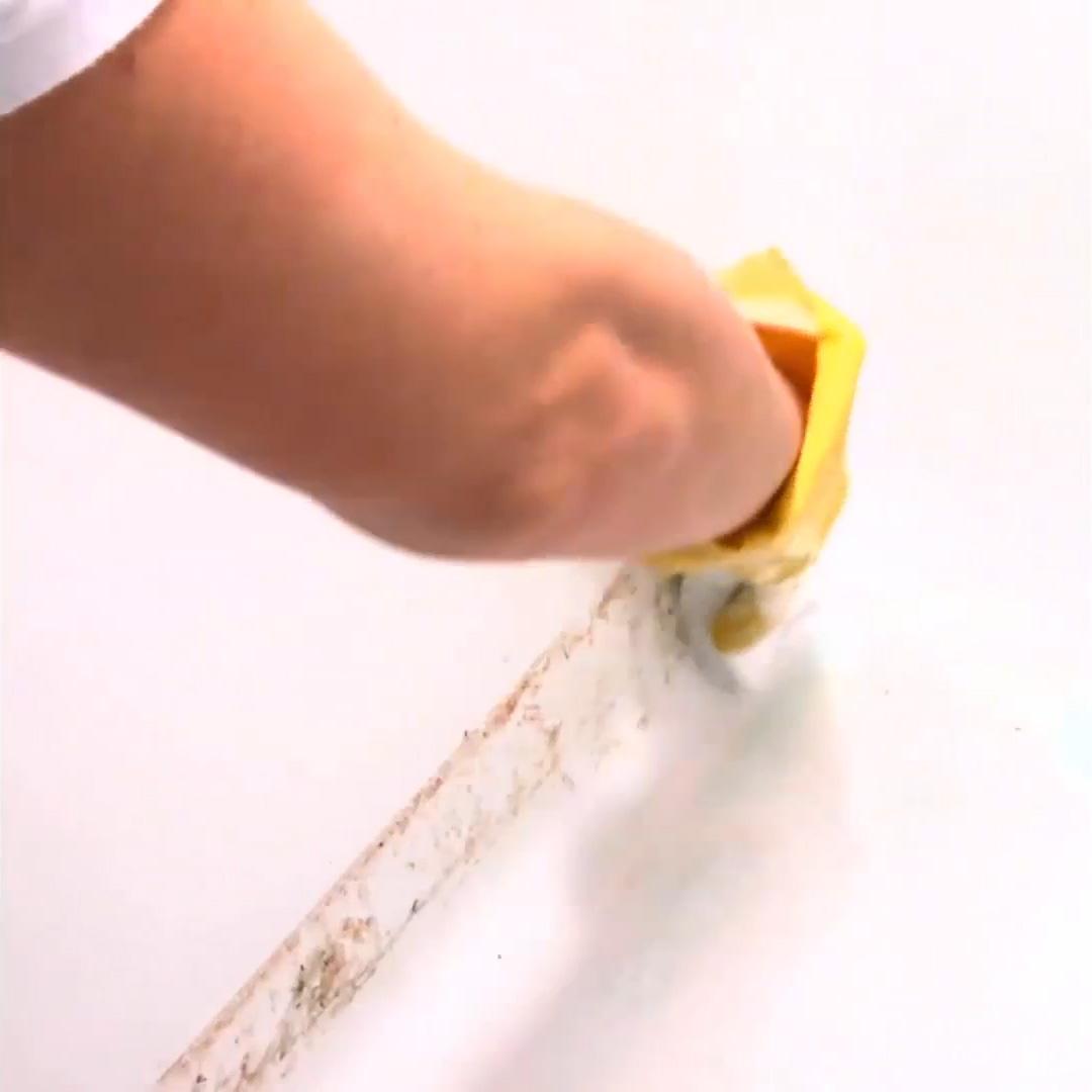 4 Pasos para conseguir que el baño quede como los chorros del oro con 2 ingredientes