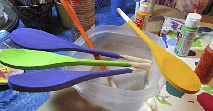 cucharas de madera banner