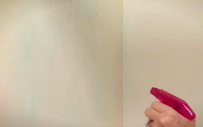 2 Ingredientes de casa para devolver el brillo a tu ducha en unos minutos