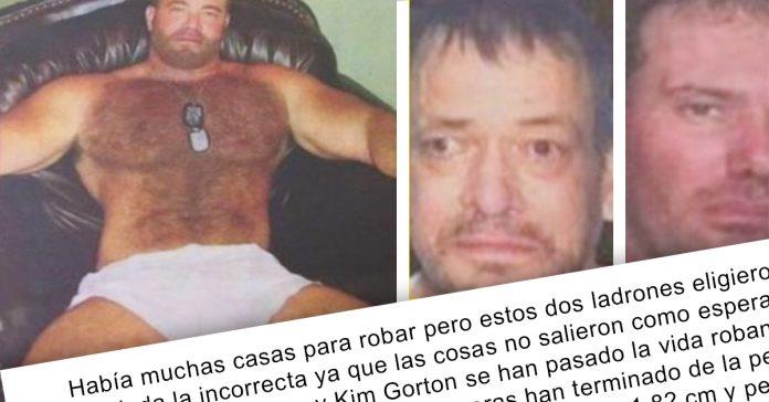 dos ladrones fueron sodomizados durante cinco dias despues de entrar a robar a casa de un famoso violador gay banner