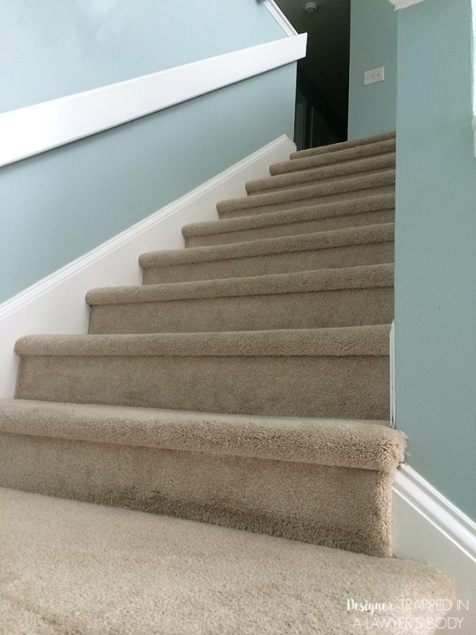 Unos vecinos se vuelven la envidia del barrio al transformar la escalera que subía a su casa