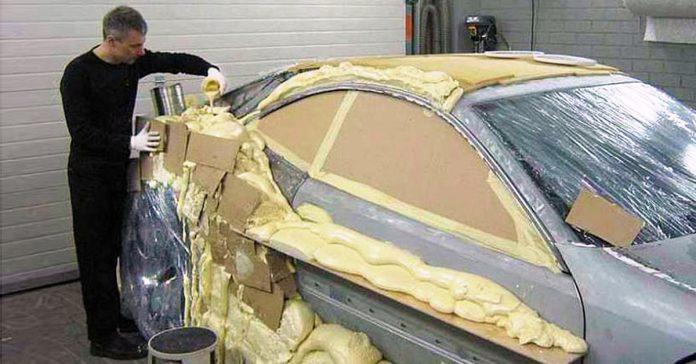 este hombre se tiro anos construyendo el coche de su vida banner