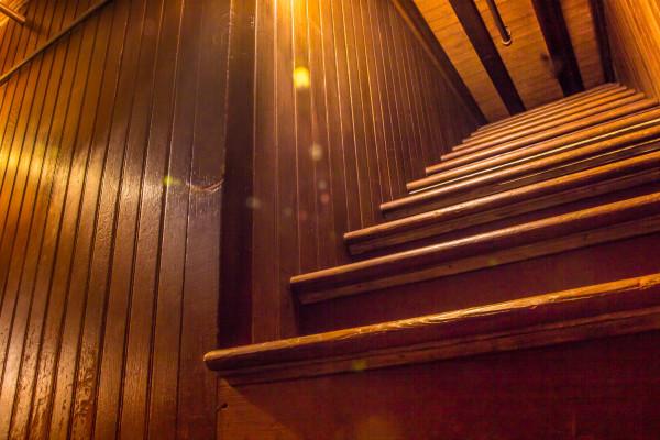 Una Mansión de 1884 construida por fantasmas es capaz de petrificar a la gente