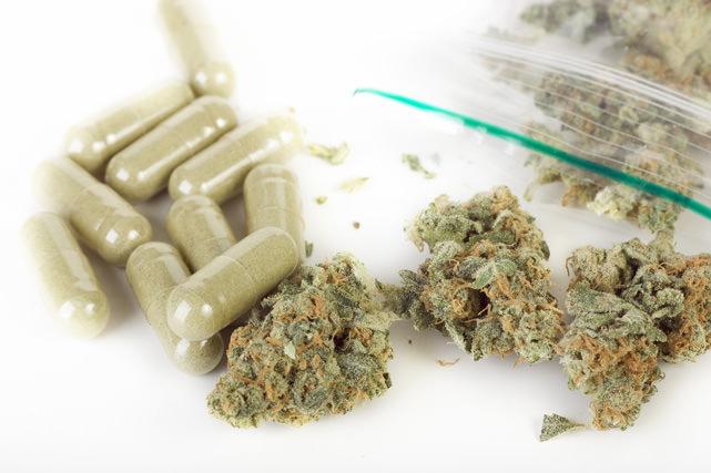Lanzan al mercado nuevas cápsulas de cannabis que podrían sustituir a los analgésicos