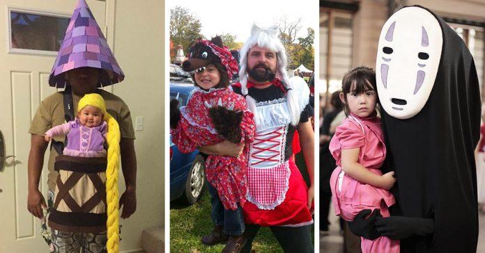 las 20 mejores ideas para disfrazarte con tu hijo banner