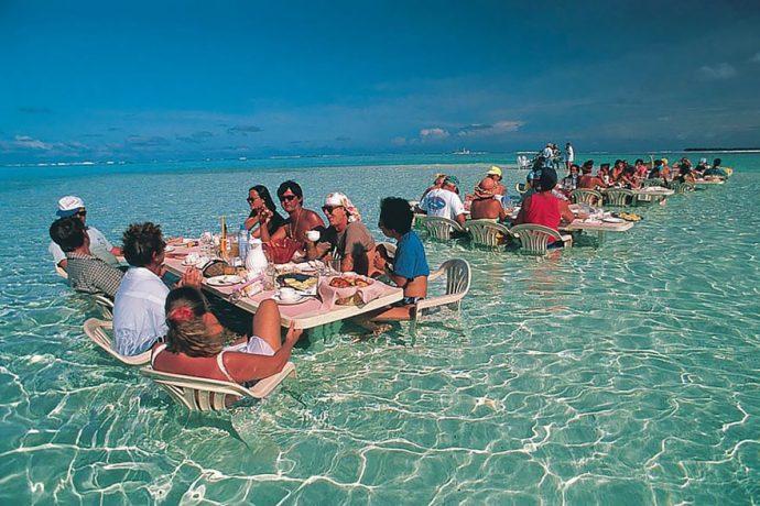 20 Restaurantes exclusivos del mundo en los que habría que comer al menos una vez en la vida