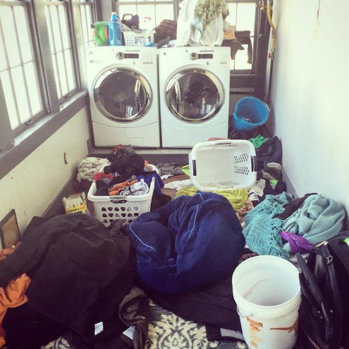 Una madre estresada pone solución al caos constante que reinaba en su casa