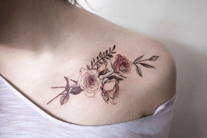 20 Diminutos tatuajes de un artista Coreano que vas a querer hacerte ahora mismo