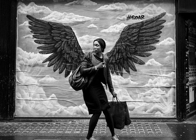 25 Fotografías callejeras capturadas en el momento perfecto
