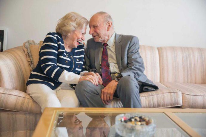 72 años después la historia de amor prohibida de estos prisioneros en campos de explotación nazi te conmoverá