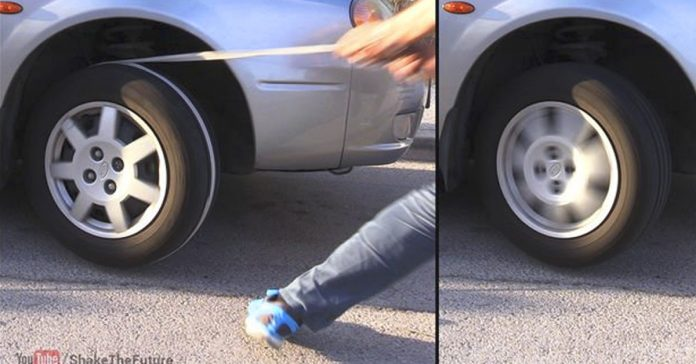arranca tu coche con tan solo una cuerda si te quedas sin bateria banner