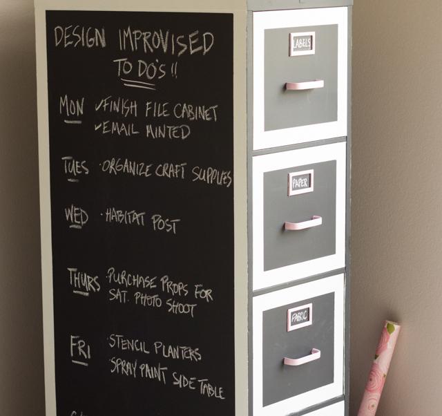 17 Fantásticas Ideas para transformar tu hogar con un poco de pintura de pizarra