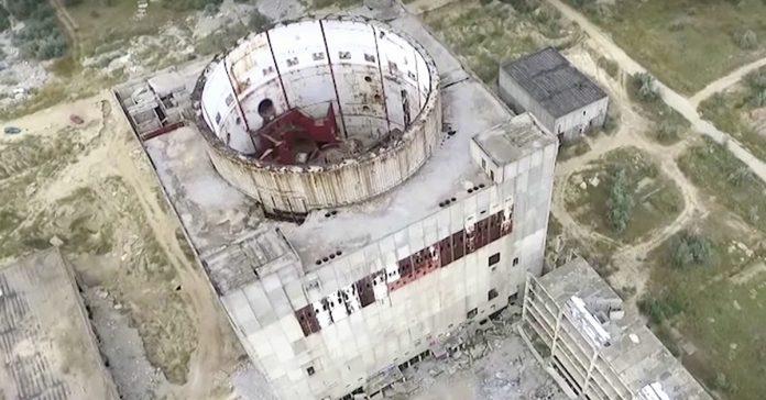 dron secretos lugares