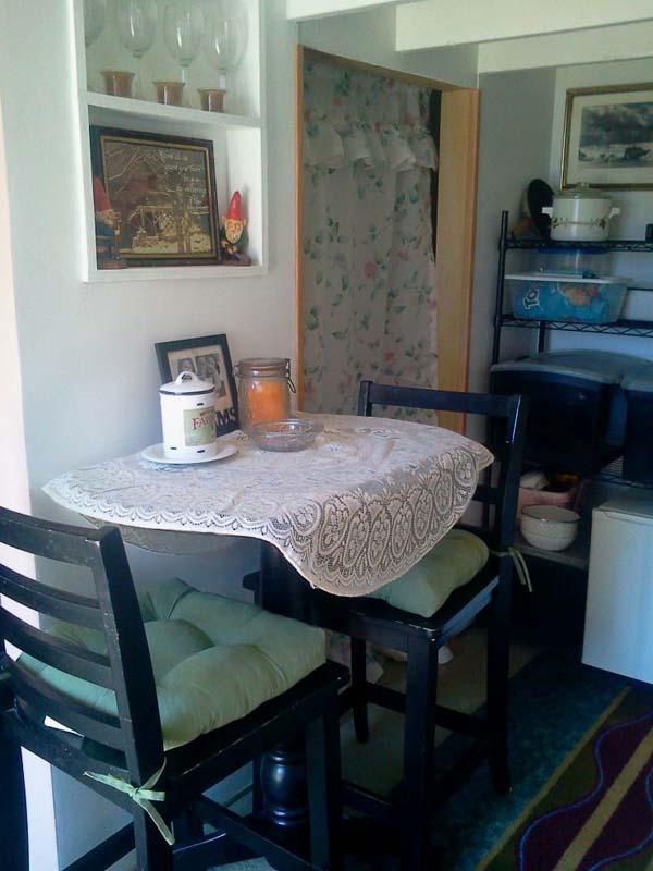 Esta abuela transformó su cobertizo en una fantástica casa.