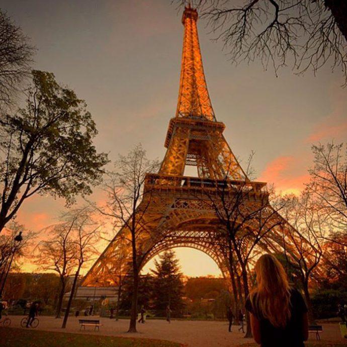 Esta chica se va a convertir en la primera en visitar todos los países del planeta