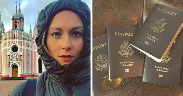 esta chica se ha convertido en la primera visitar todos paises banner