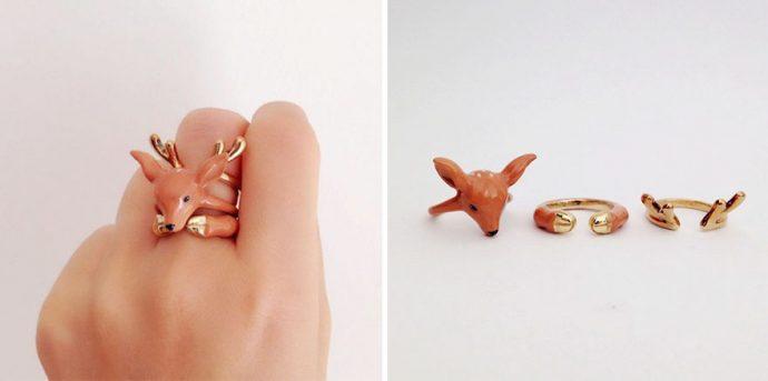 Estas piezas se convierten en unos increíbles animales cuando te las pones todas juntas