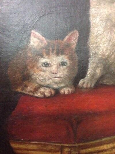 20 Horrorosas pinturas medievales de gatos con las que no podrás parar de reír