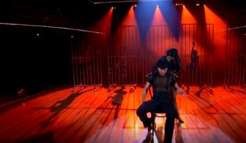 El tango de Laurie Hernandez hace que la valoración de los jueces sea perfecta