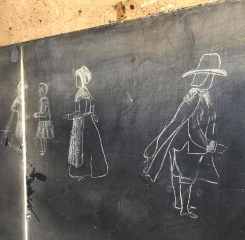 Unos restauradores realizan un hallazgo histórico al reformar un antiguo colegio
