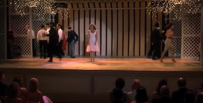Hace 28 años, esta escena de Dirty Dancing enamoró a todo el planeta