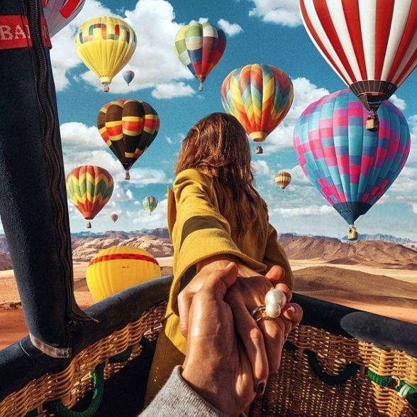 30 aventuras que debes vivir con tu pareja