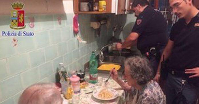 la policia llega para investigar por que llora una pareja anciana y enseguida descubren lo que ocurre banner