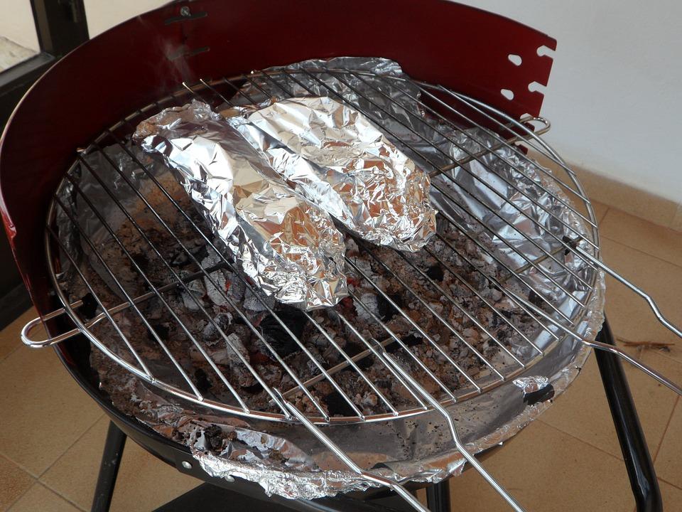 Los peligros de cocinar con papel de aluminio