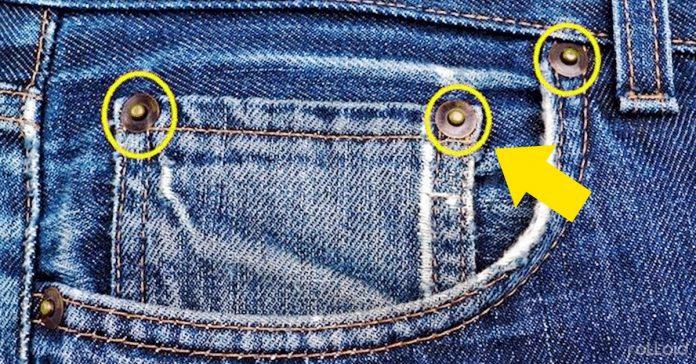para que sirven botones pantalones vaqueros