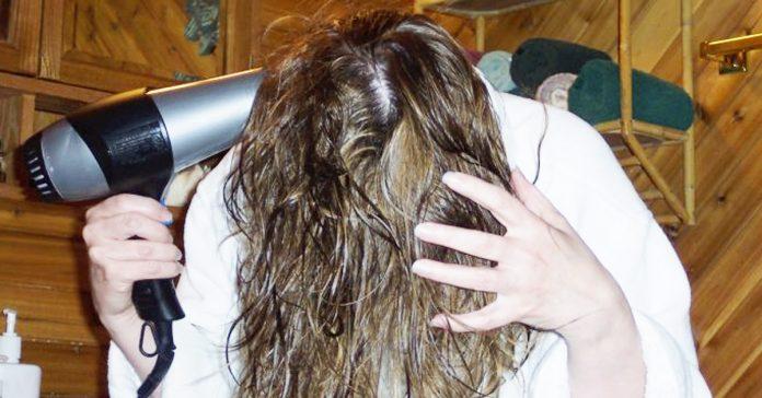 secador pelo