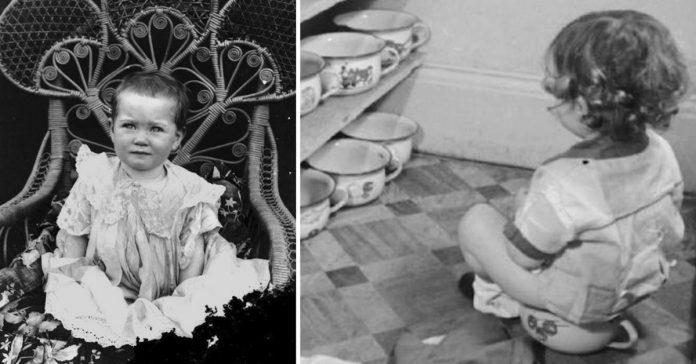 10 habitos disparatados en los bebes del pasado que hoy en dia serian impensables banner
