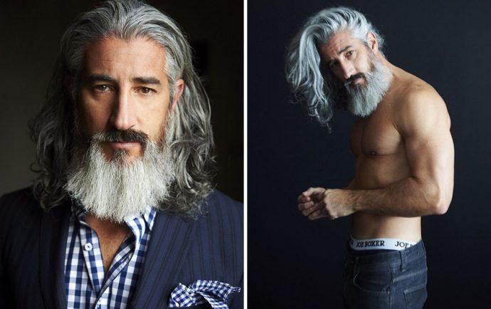 10 Hombres de infarto que cambiarán tu concepto de la vejez