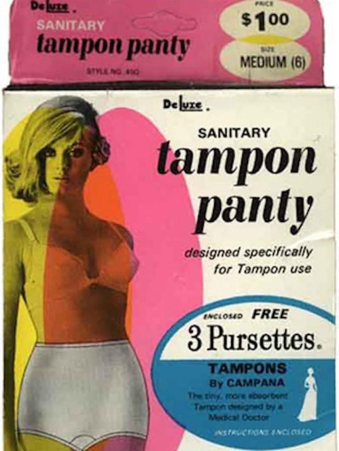11 Inventos y artilugios surrealistas que usaban las mujeres para soportar el dolor de la menstruación