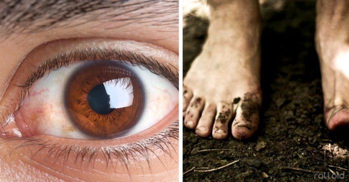 8 razones ojos marrones persona especial