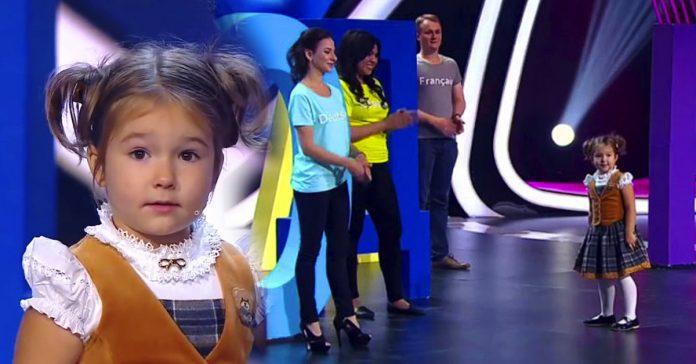 alucinante una nina de tan solo 4 anos capaz de hablar 7 idiomas banner