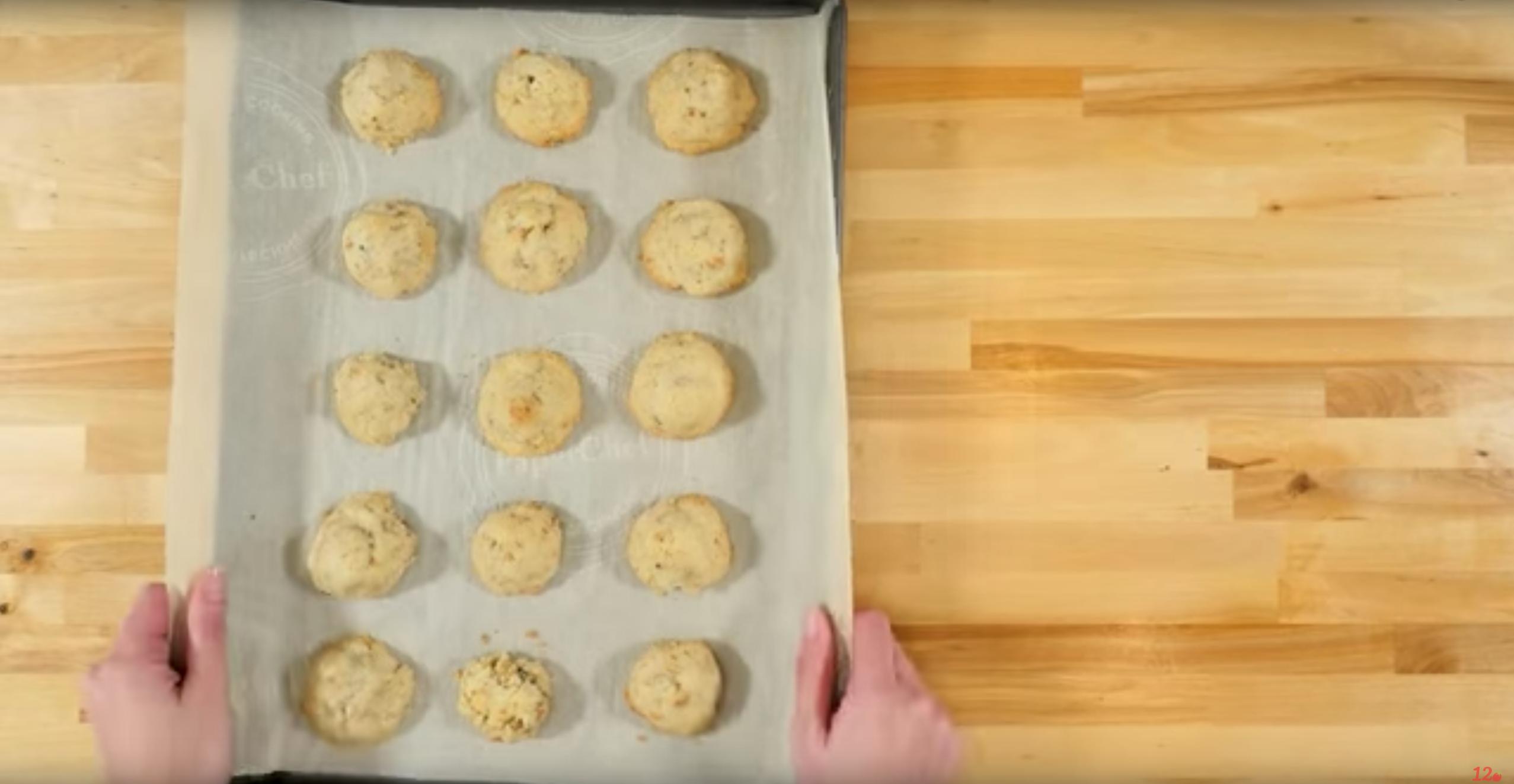 """Receta de galletas de Navidad: cómo preparar """"Besos de chocolate"""""""
