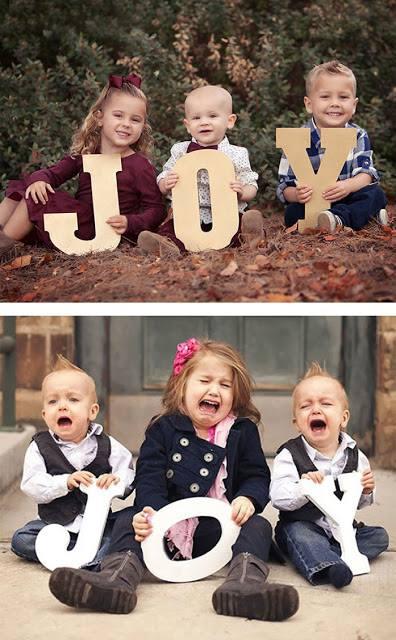 Expectativas vs Realidad: 12 Divertidas fotografías de bebés que no salieron como estaba planeado