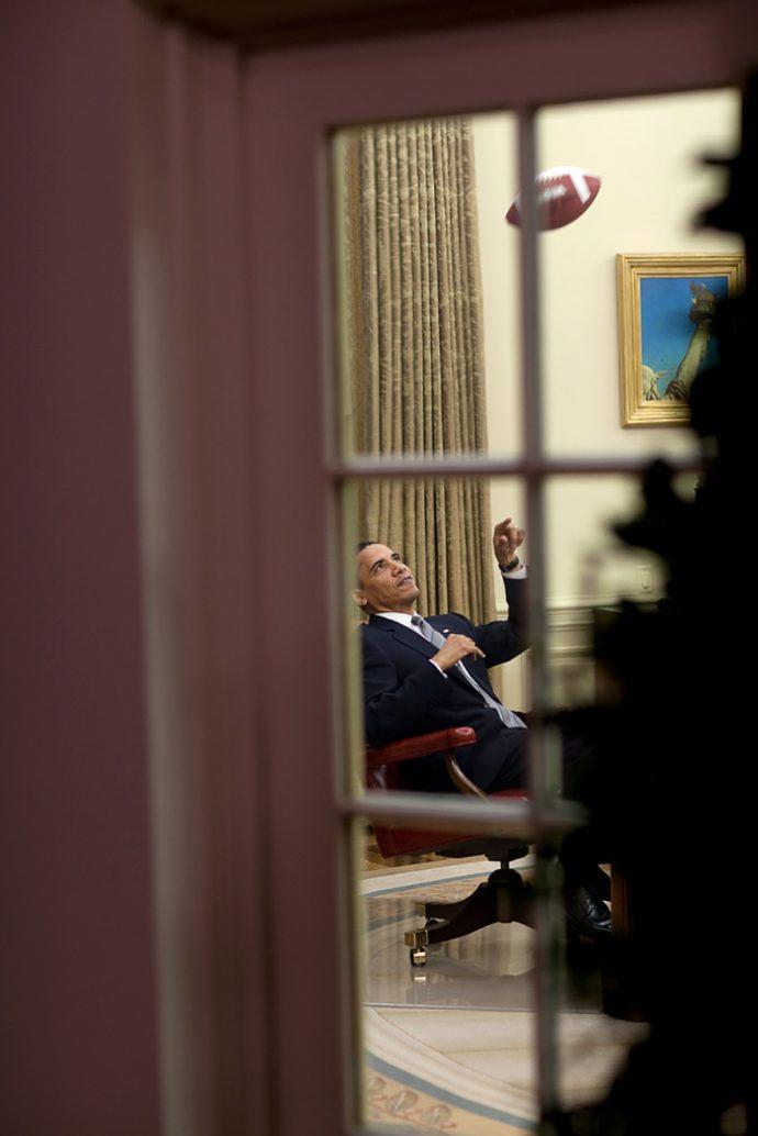 Un fotógrafo se viraliza capturando más de 2 millones de fotografías de Obama en 8 años