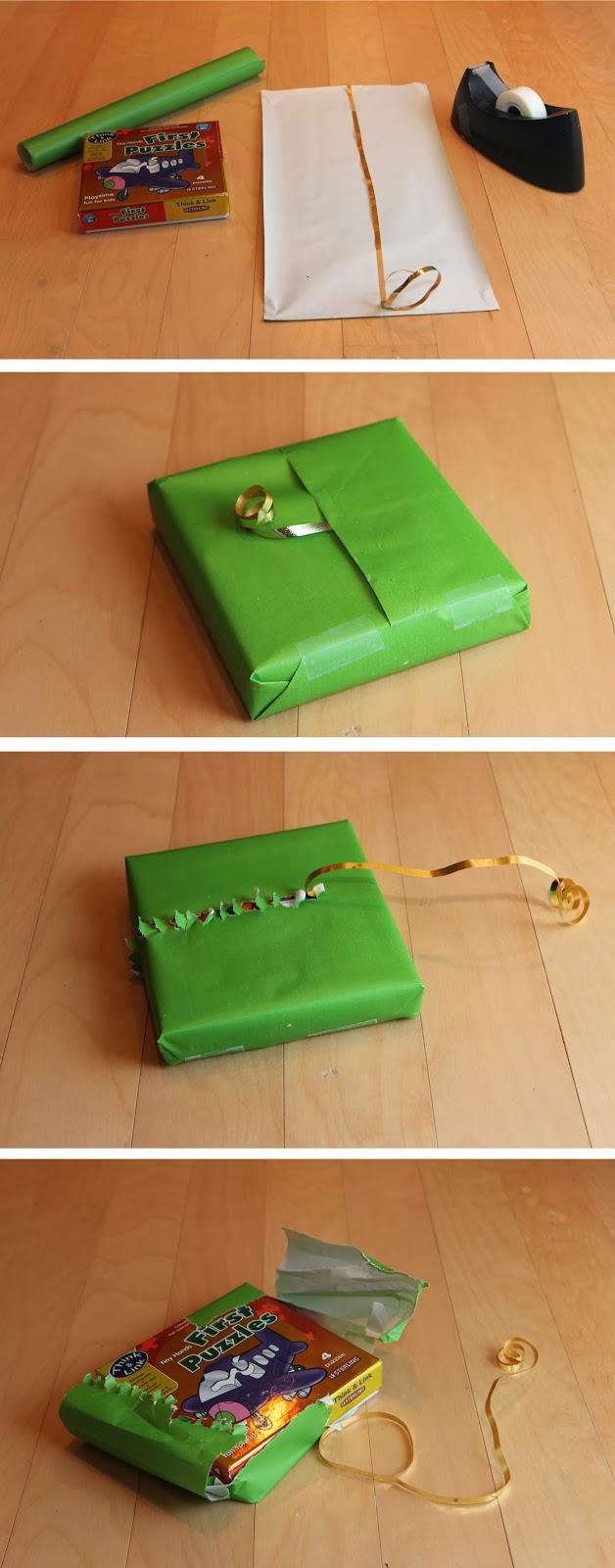 Ideas originales y muy sencillas para envolver regalos esta Navidad