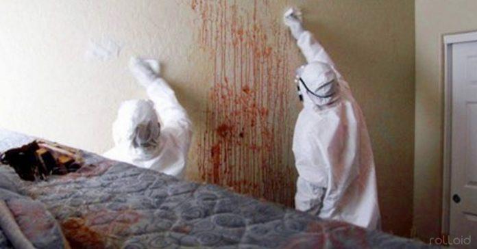 limpiadores escenas crimen
