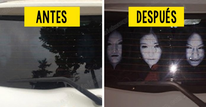 los conductores han empezado a usar unos paneles realmente terrorificos banner