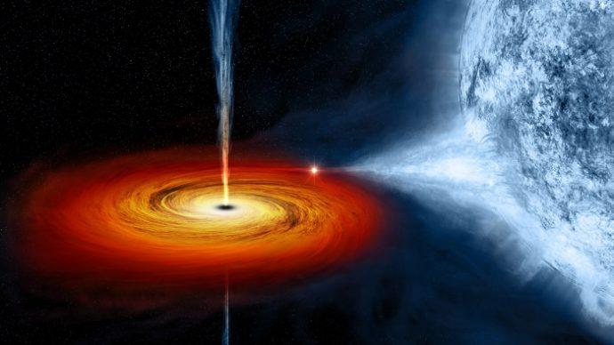 Miembros de la NASA consiguen capturar el momento en el que una estrella es absorbida por un Agujero Negro
