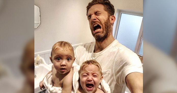 paternidad realidad instagram