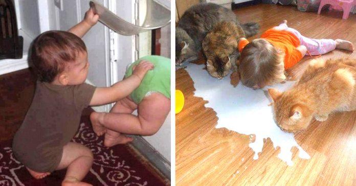 pruebas ninos bebes es divertido banner
