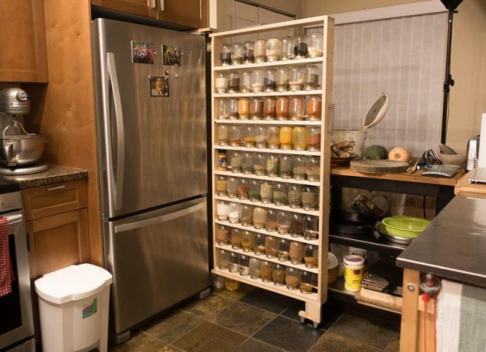5 Pasos para transformar el espacio muerto de tu cocina y aprovecharla al máximo