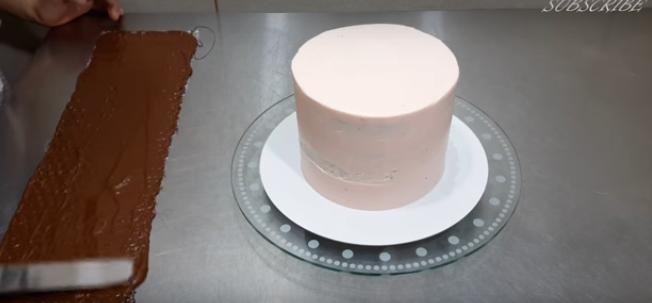 Cómo hacer un pastel de chocolate para conseguir la textura de un envoltorio de burbujas