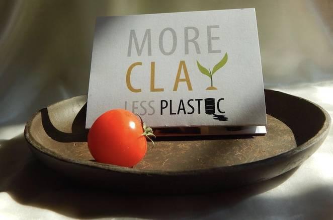 """Conoce el movimiento """"Más cerámica, Menos plástico"""" y reemplaza todos tus utensilios de cocina por otros naturales"""