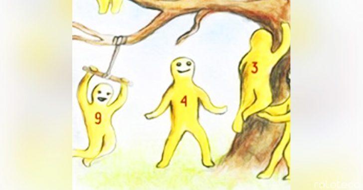 21 Monigotes que dirán cuál es tu estado emocional según el que elijas en el árbol